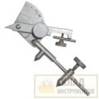 Циркульное устройство с кареткой для резака