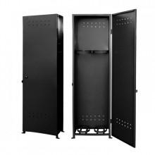 Шкаф для газовых баллонов ШГМ-01-04 (2 шт по 40л/50л выс.давления, л/с 1,5 мм)