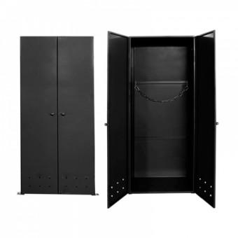Шкаф для газовых баллонов ШГМ-03-05 (3 шт по 40л/50л выс.давления, л/с 1,5мм)