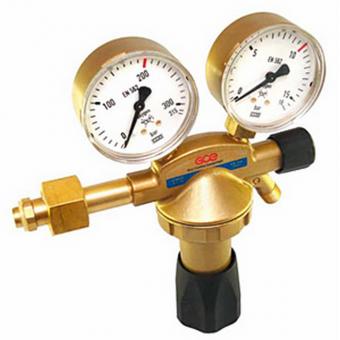 Редуктор газовый DIN-Control NITROGEN Plus N3 (азот,аргон, гелий, GCE)