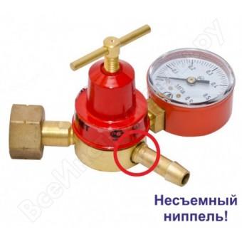 Редуктор пропановый БПО-5ДМ ф 6 (несъёмный ниппель, Донмет)