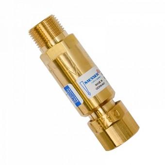 Клапан огнепреградительный машинного резака MS/MSID/MSAP