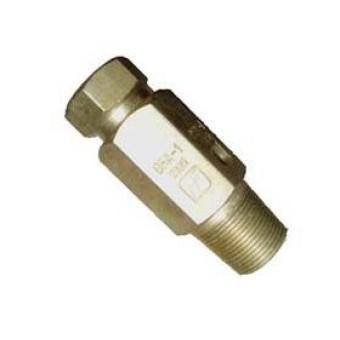 Вентиль кислородный ВК-94М-01 (с разрыв. предохран. мембраной), БАМЗ
