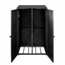 Шкаф для газовых баллонов ШГМ-02-03 (2 шт по 50 л, пропан, л/с 1,5мм)