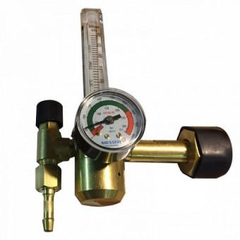 Редуктор TORNADO W/Ru-X Ar/CO2 G3/4/G1/4/ (30 л/мин, 230 бар, MESSER )