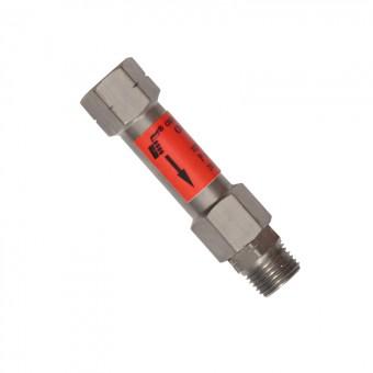 Клапан обратный ОК-2П-01-0,3 (на редуктор, М16/М16, БАМЗ)
