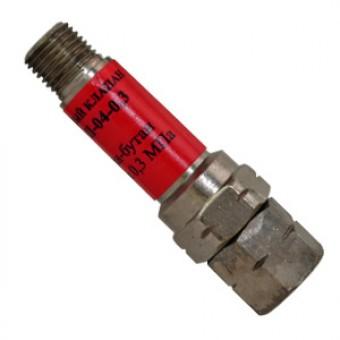 Клапан обратный ОК-1П-04-0,3 (инструмент, М12/М12, БАМЗ)