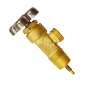 Вентиль кислородный КВБ-53 (мембранный, G3/4-W19.2, REDIUS)