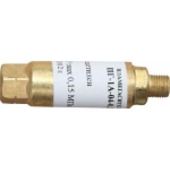 Пламегаситель ПГ-1А-01-0,15 (инструмент, М16/М16, БАМЗ)